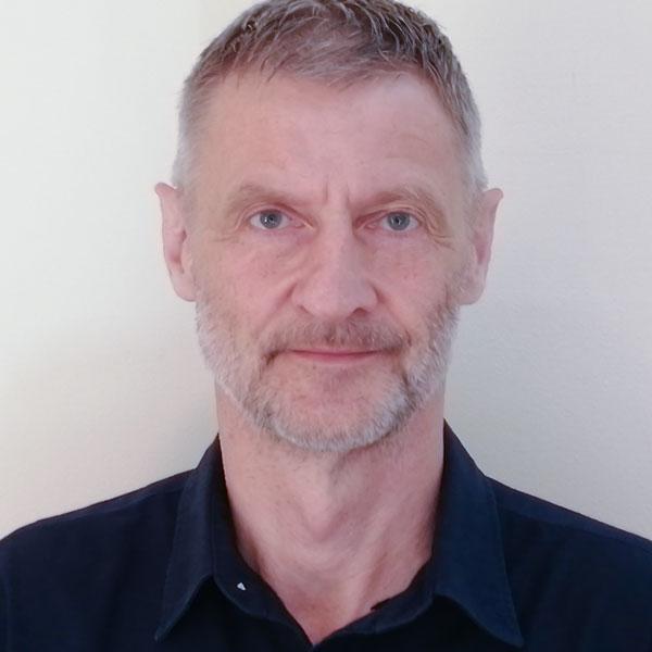 Tutor Bjarne Vonsild